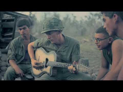 Vietnam War Music - Martha Reeves & The Vandellas - No Where To Run
