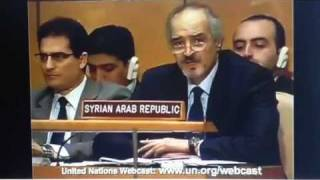 Frightened Of US, UN Member States Ignore Appeal By Syria And Approve Unjust Resolution