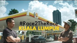 #Race2TheRace Kuala Lumpur (Teaser) | Shell Malaysia