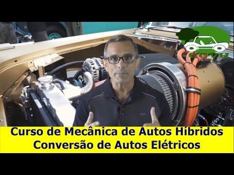 CURSO DE MECÂNICA DE AUTOS HÍBRIDOS