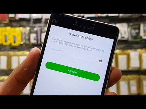 download 100% Tested   How to Remove Mi account,Mi Cloud Account , Bypass Gmail,Mi Note 4 Note 3