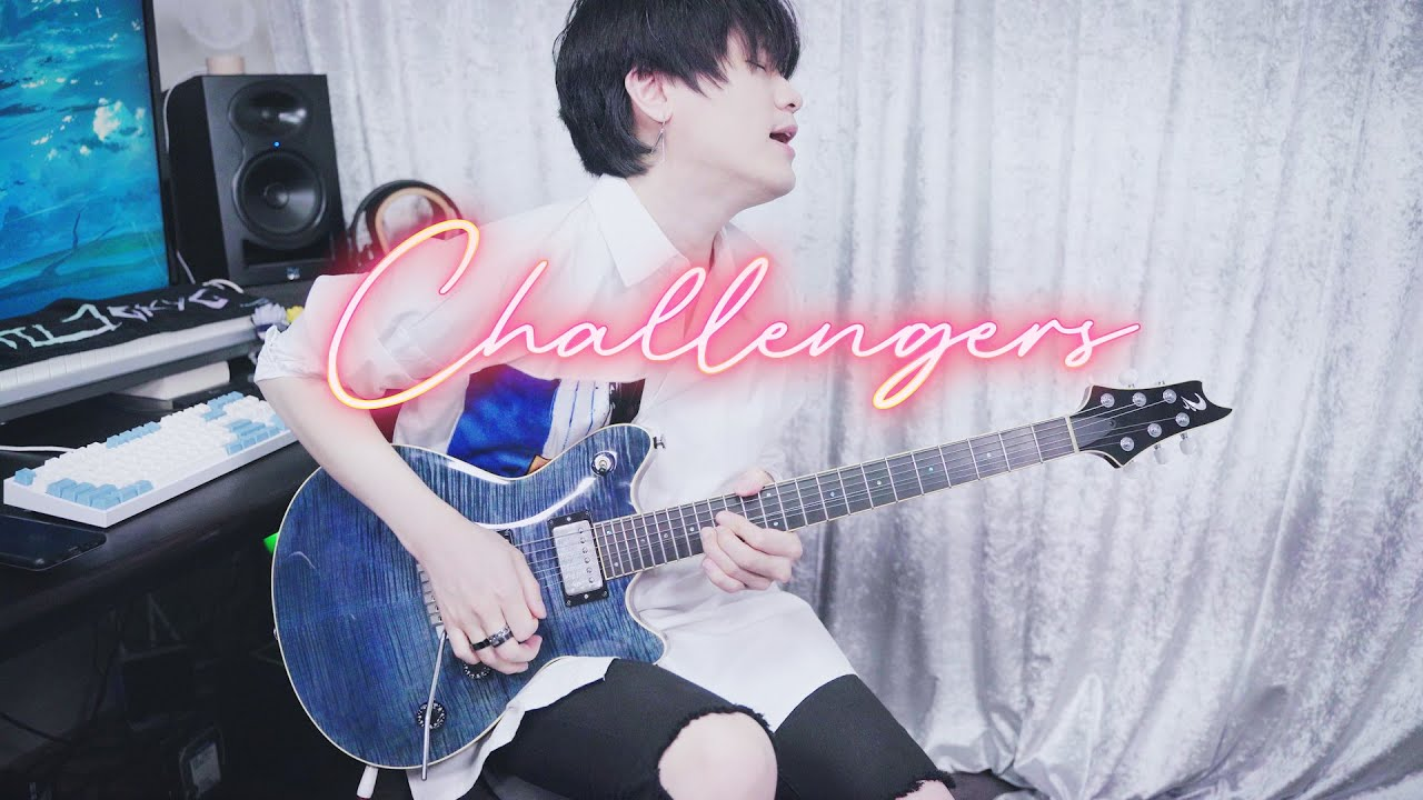 Jane, Funtwo, Jack Thammarat - Challengers / 발매 기념 메들리 AZ 파트