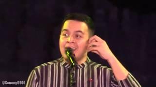 Tulus - Gajah ~ Monokrom @ Prambanan Jazz 2017 [HD]