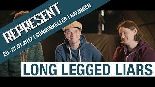 REPRESENT-TV | Balingen | 2017 | Interview | Long Legged Liars