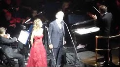 andrea bocelli Glasgow Hydro 2016 Time to say goodbye