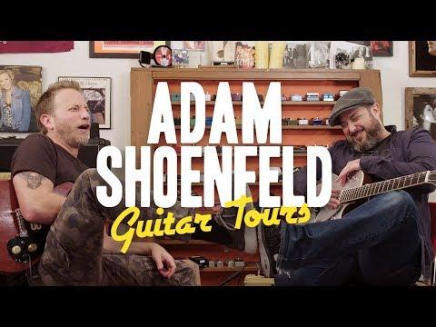 Adam Shoenfeld's Rockin Collection | Marty's Guitar Tours