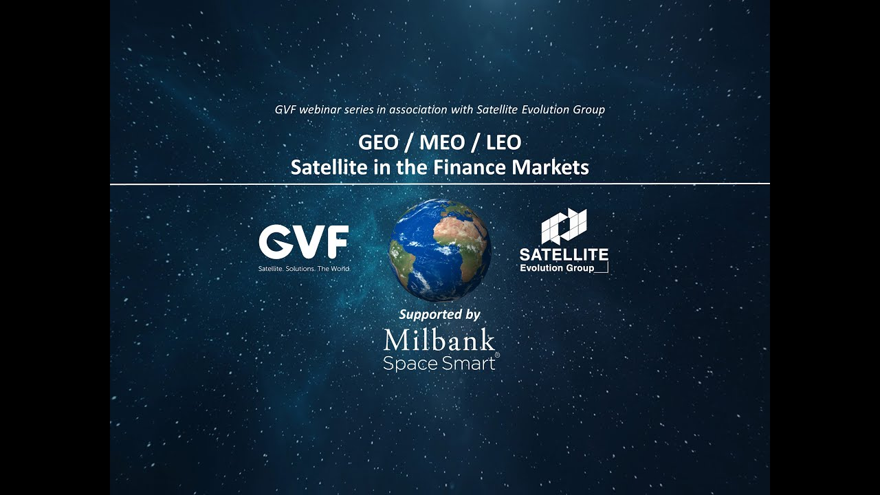 GEO / MEO / LEO – Satellite in the Finance Markets