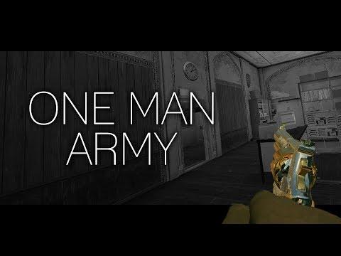 One Man Army - Rainbow Six Siege Montage