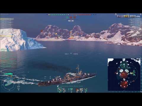 USS Fletcher - Der FLAK Zerstörer