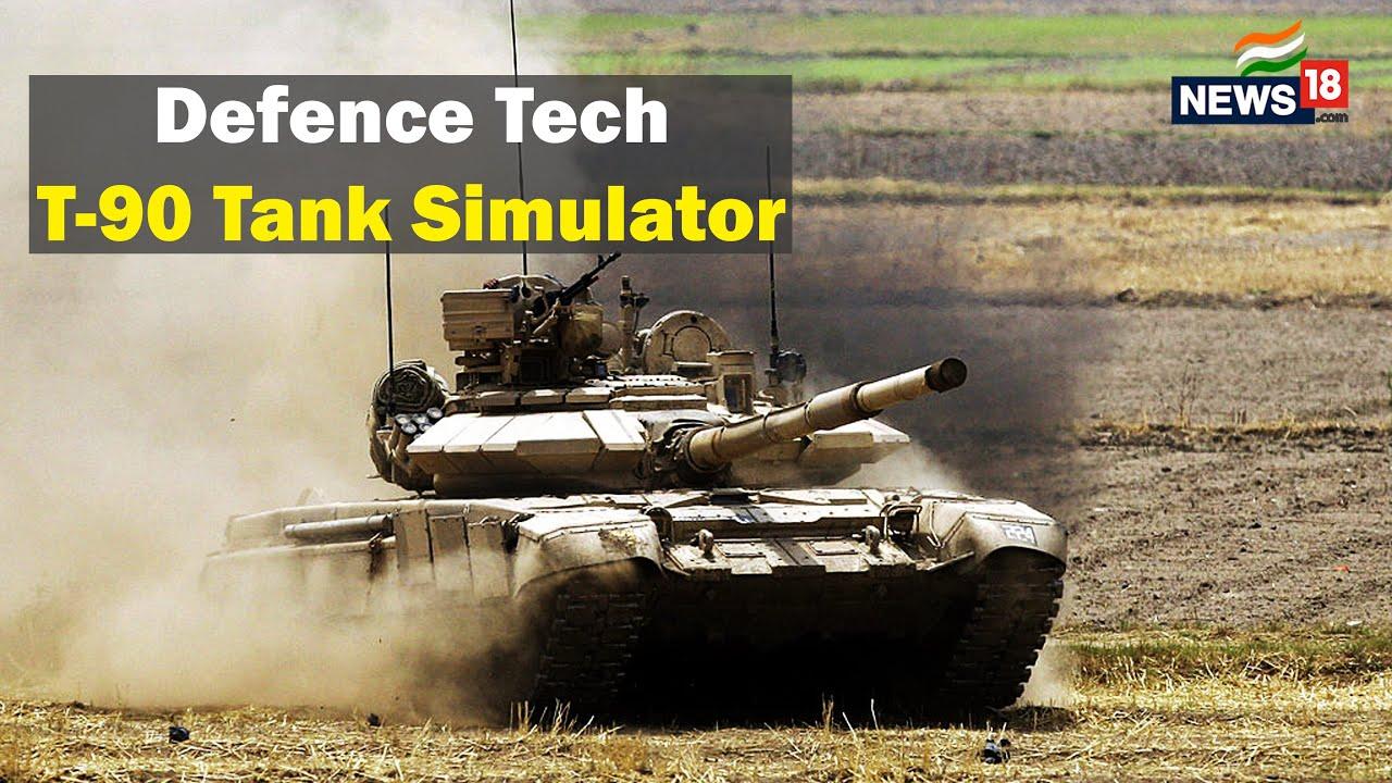 Defence Tech | Zen Tank T-90 Crew Gunnery Simulator
