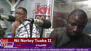 Who Killed the Judges? - #JoySMS on Joy FM (4-10-18)