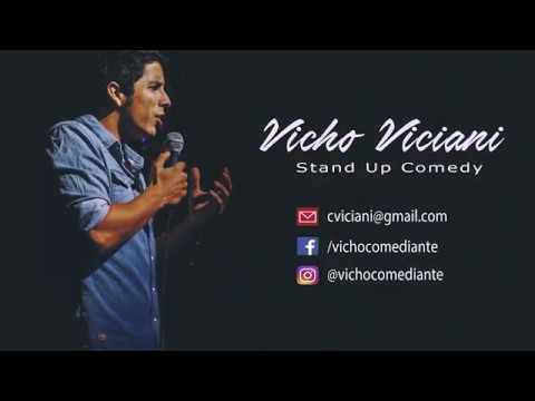 Reel Vicho Viciani Stand Up Comedy