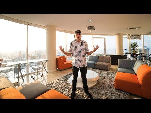 I MOVED.. & INTO A PENTHOUSE!!