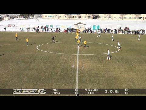 Rocky Mountain College v Marymount, 2015 NAIA Men's Soccer Round of 32