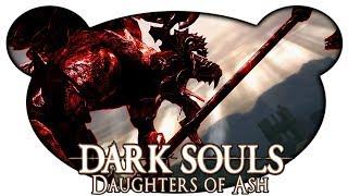 Boss Invasionen Dark Souls Daughters Of Ash 42 Gameplay Deutsch