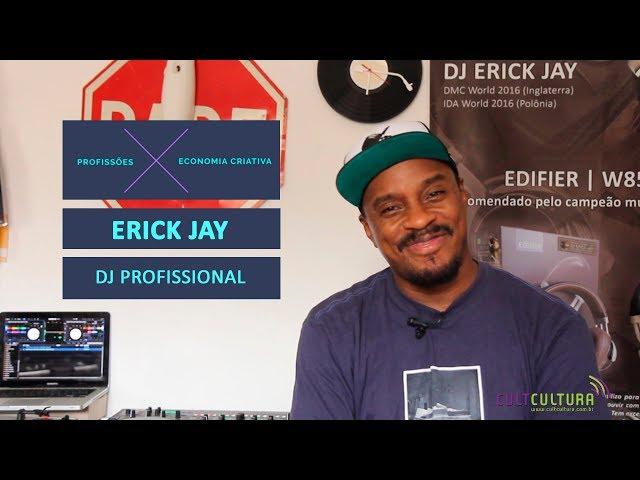 O QUE FAZ UM DJ? | Profissões Economia Criativa