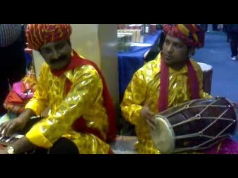 BEST Rajasthani Singer Singing in Russian mall call for the booking- 8527980088
