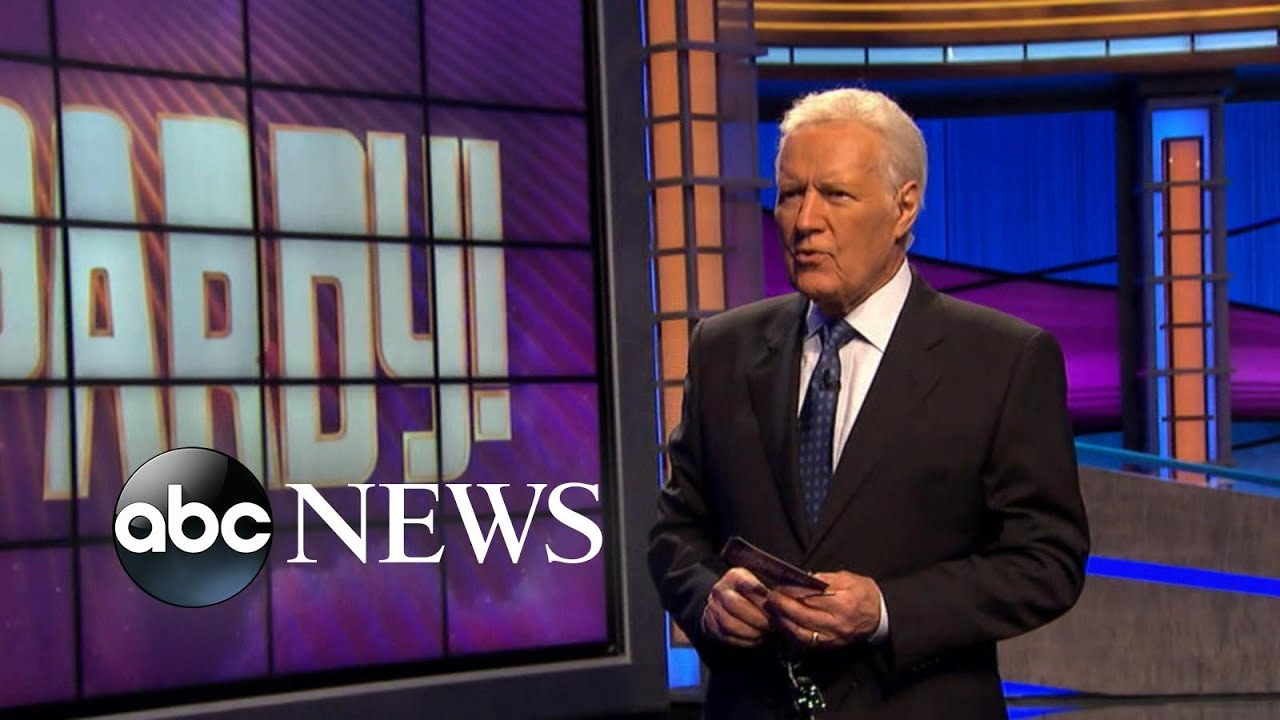 Alex Trebek's last 'Jeopardy!' episodes air this week