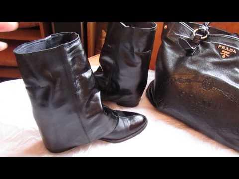 Как переделать обувь-от Ксении