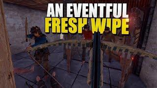 An Eventful Start (Rust Survival) #112 thumbnail