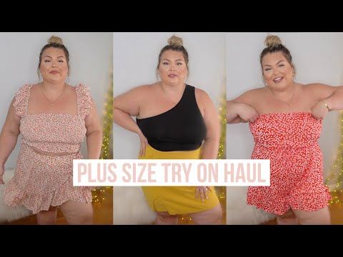 shein-plus-size-try-on-haul- -summer-2020