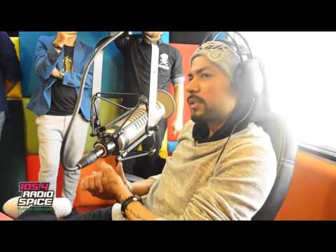 BOHEMIA talking about Young Desi