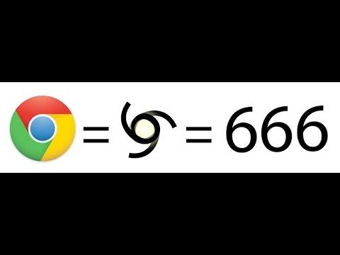 Apa Arti Lambang 666? Benarkah Alkitab menjelaskan keberadaan Chip 666?