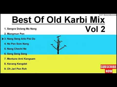 Karbi Songs   Best Of Old Karbi Mix   Vol 2   Karbi Music   Karbi Music Video   Karbi Movie Lunban