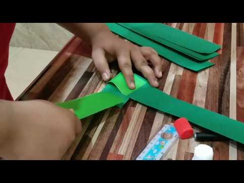How to make paper yoyo