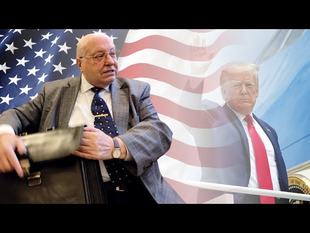 A világ Trump után – Dr. Drábik János, Jakab István