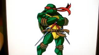 TMNT Voice Impressions: Raphael