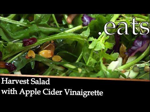 Professional Chef's Best Harvest Salad Recipe!