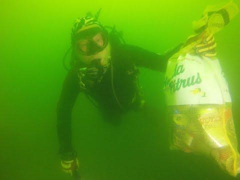 2017 Lake Travis Underwater Cleanup