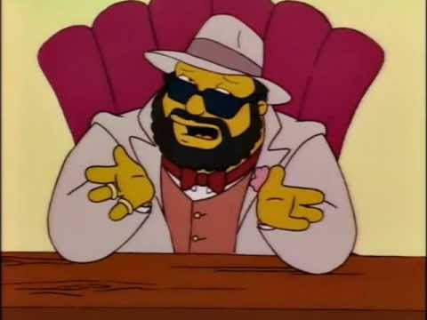 Image result for simpsons big daddy
