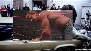 Roddy Piper vs  Goldust | Shag - The World