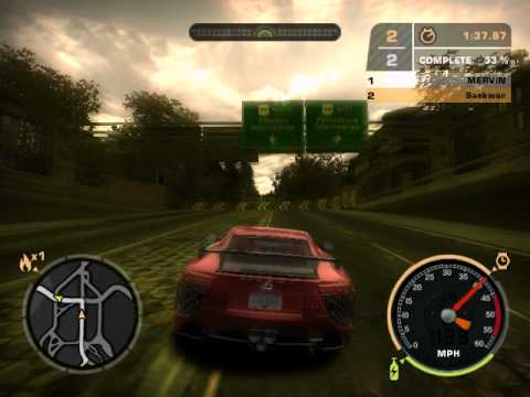 need for speed most wanted 2012 lexus lfa vs 2008. Black Bedroom Furniture Sets. Home Design Ideas