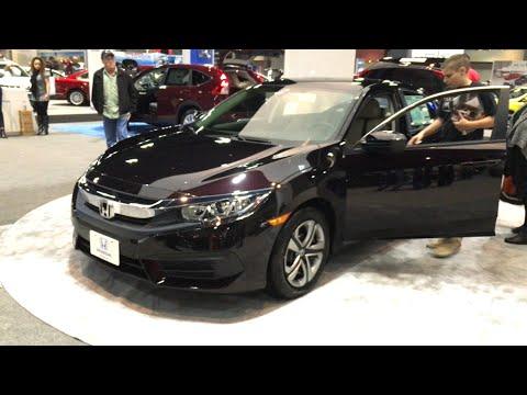 2016 Honda Civic LX Short Review