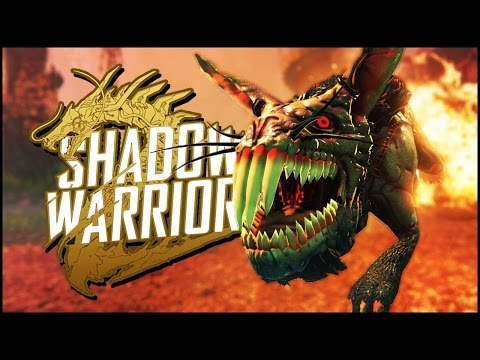 ATTACK OF THE BUNNY LORD! | Shadow Warrior 2 |