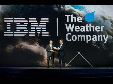 IBM BUYS THE WEATHER!