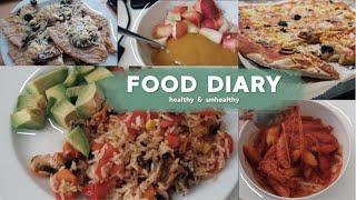 HEALTHY & UNHEALTY FOOD INSPIRATION | Hanna Marie