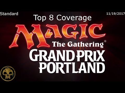 Standard Meta Coverage Top 8 GP Portland