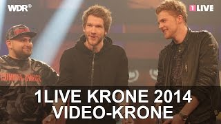 Video-Krone: ApeCrime | 1LIVE Krone
