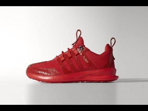 Adidas Sl Loop Runner Red