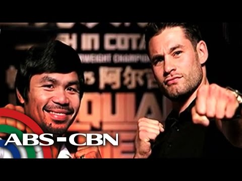 How Algieri plans to beat Pacquiao