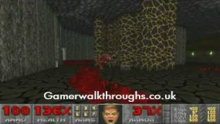 Doom II walkthrough - The spirit world
