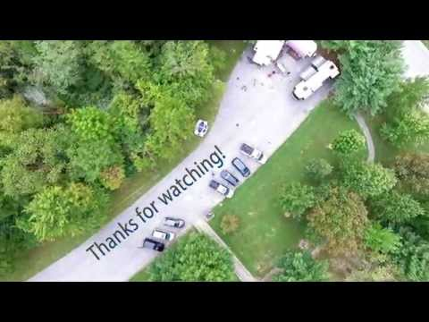 Carlyle Lake McNair Camping - DJI Phantom 3 Drone