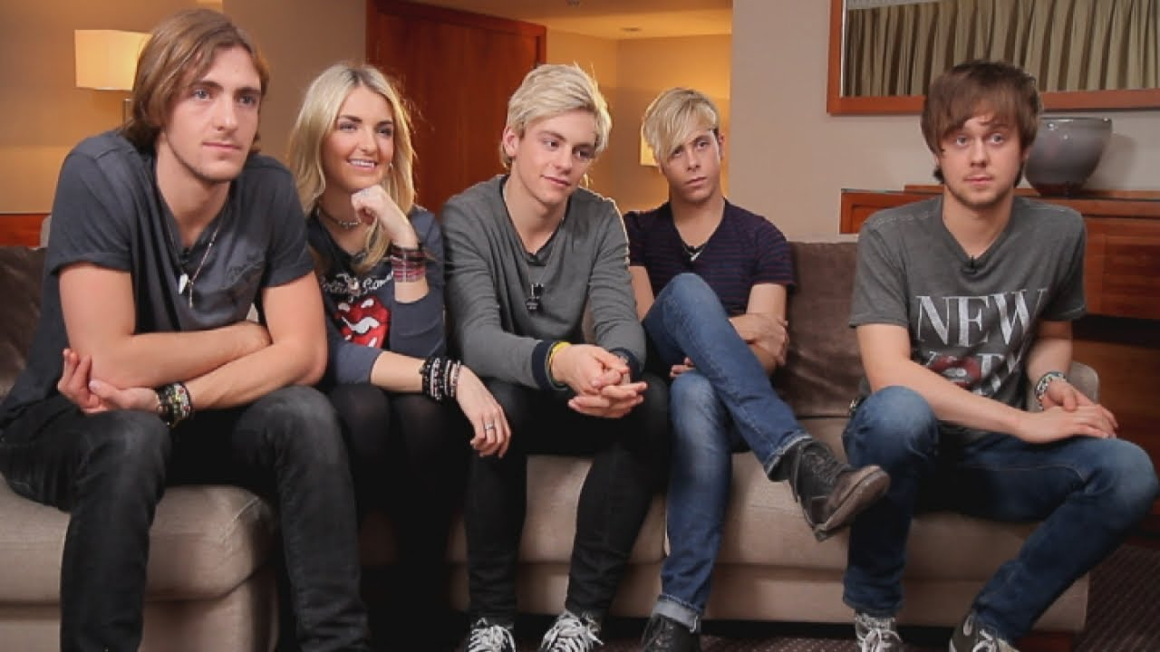 r5 full interview r5 talk touring one direction and dancing with
