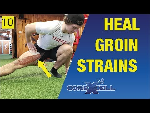 Groin Strain One Day Fix Using this Unexpected Exercise Ep10