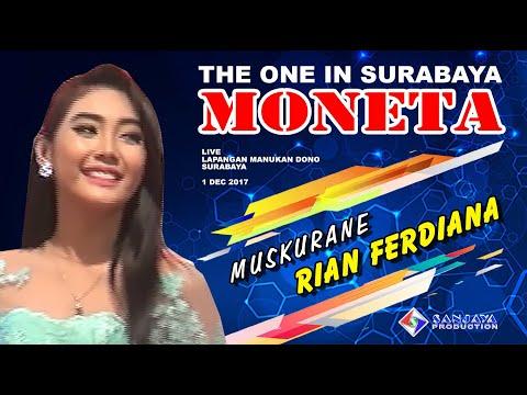 Muskurane Ki Wajah Tum Ho - Rian Ferdiana - MONETA Live Manukan Surabaya