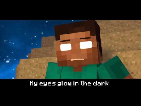 Nobody Can Drag Me Down Minecraft Version (Official Video)